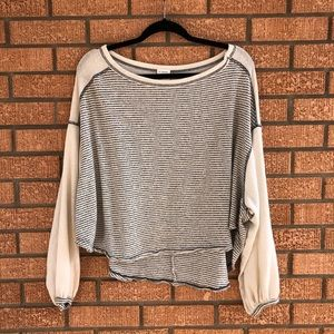 By Together Soft Striped Top